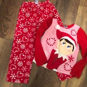 Elf Pajamas